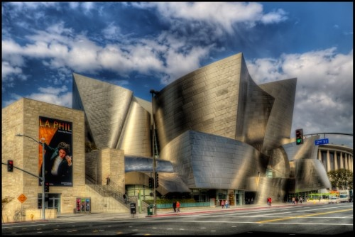Concert Hall - Los Angeles zdroj Pedro Szekely (Flickr)